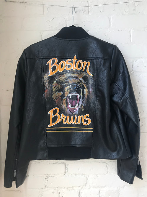 Boston Bruins Jacket