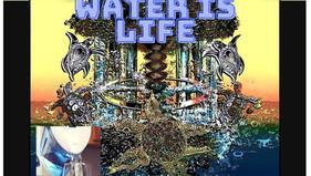 WATER IS LIFE - Turtle Island United