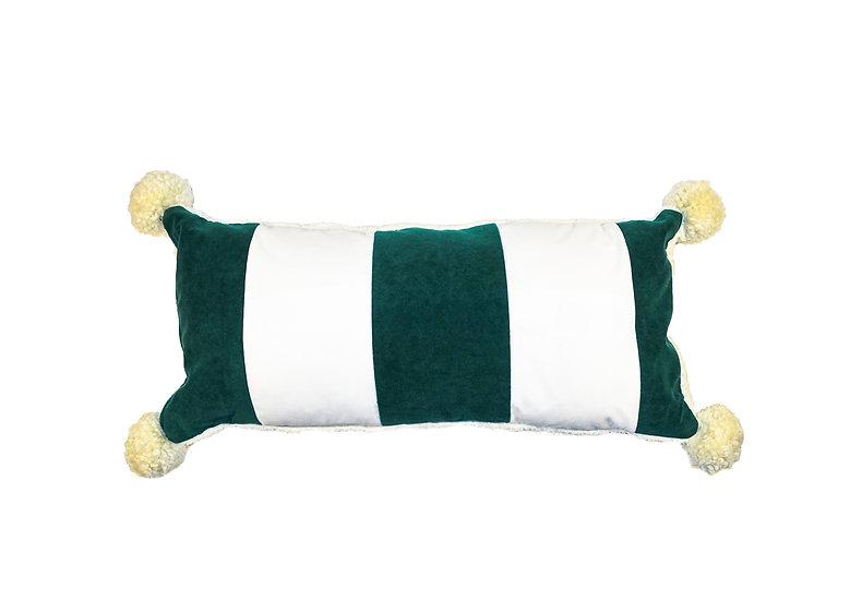 Emerald in Stripes