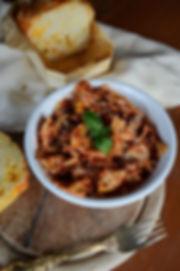 Photo ''Sauce à spag végé au sans-viande