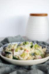 Photo ''Salade d'orzo et goberge'' 5.jpe