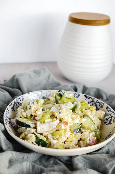 Photo ''Salade d'orzo et goberge'' 6.jpe