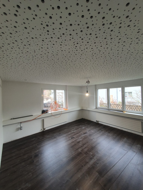 Umbau Architekturbüro Nussbaum Spiez