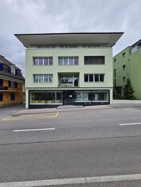 Fassadensanierung Spiez
