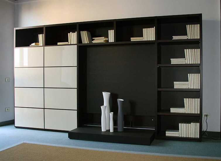 Libreria WALLSYSTEM