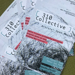 310 Collective Event Flyer