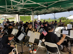 Memorial Day 2018, Forest Lawn Hall