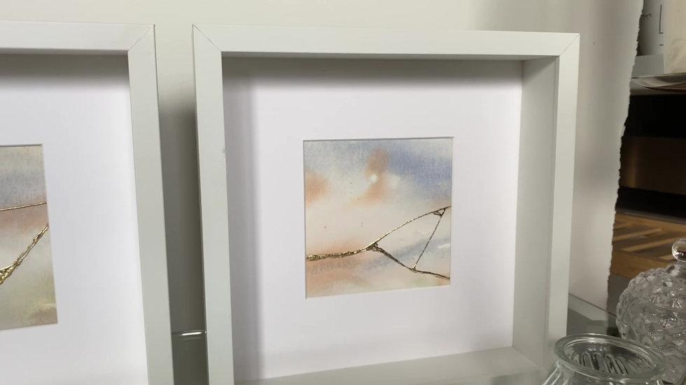 Tide (Set of3 original paintings)