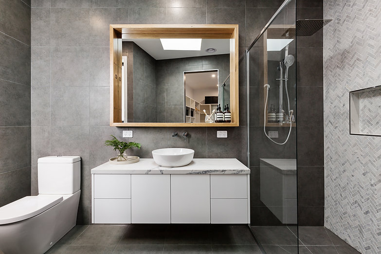 Porcelain Bathroom