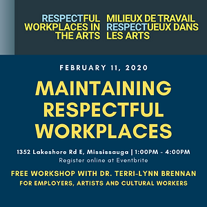 Maintaining Respectful Workplaces
