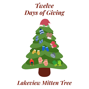 Lakeview Mitten Tree Project