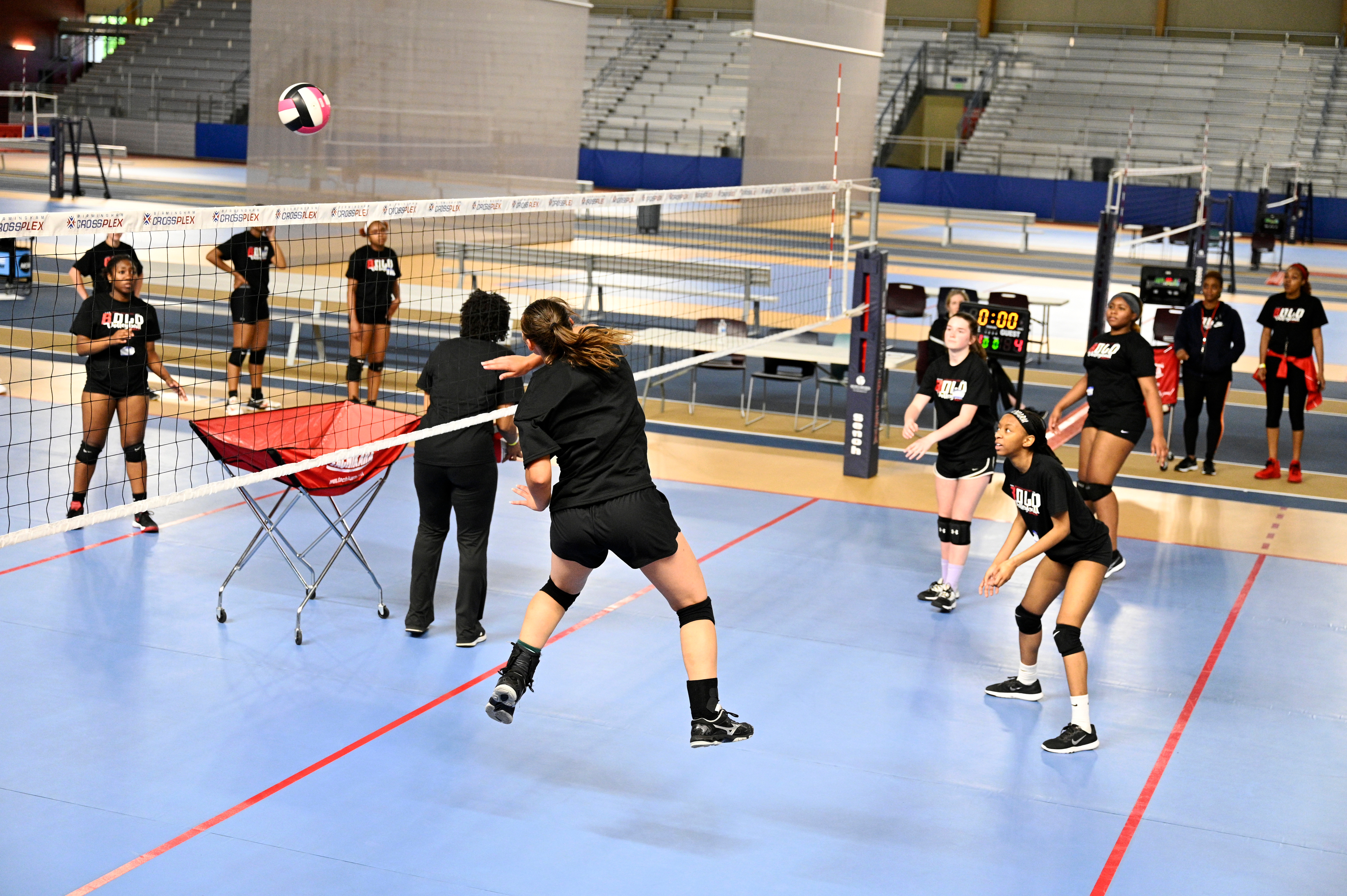 Try-Outs 16's-18's Oct. 23rd 2:00 p.m.!