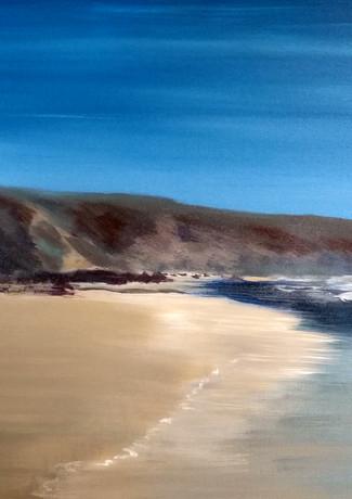 "Karen Smith ""Bliss two"" Acrylic on canvas 61 x 71.5 cm £575"