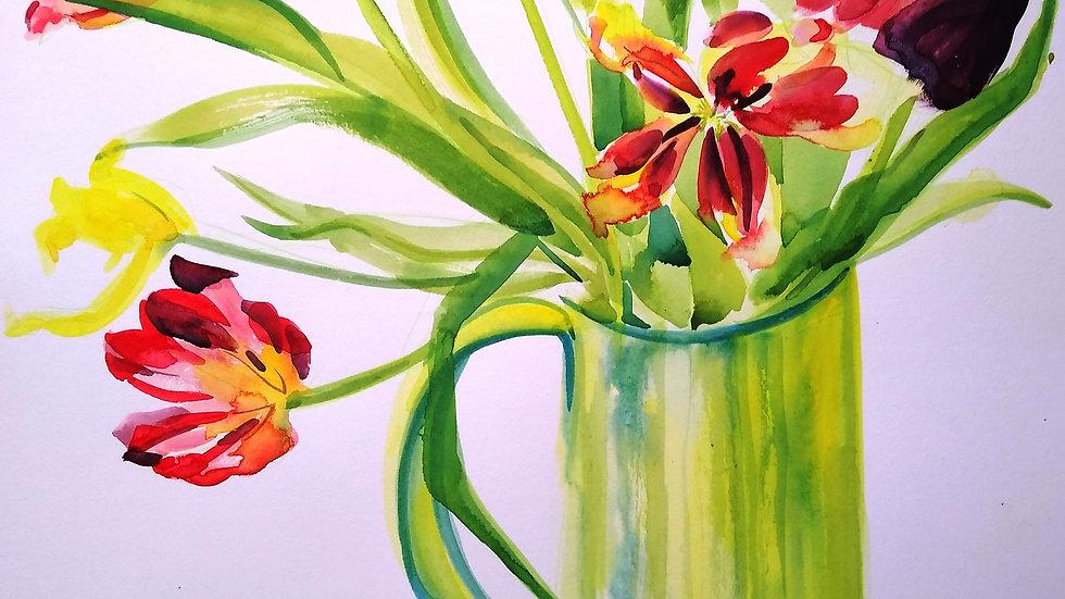 Becky's vase