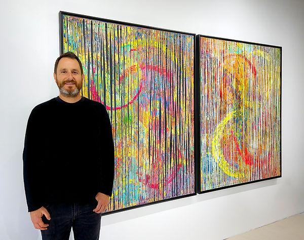 Jason Hallman Parallel Dimensions 1 & 2