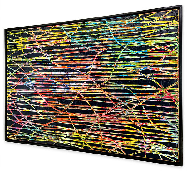 Jason Hallman Floating World 42x60 right