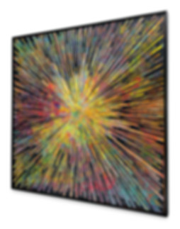 Jason Hallman Speed of Light 62x62 right