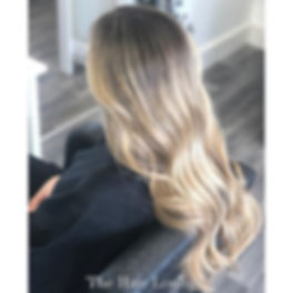R O O T S M U D G E_Swipe for before 👉🏻_Glossing on the root, babylights to frame the face _#hairb
