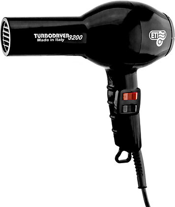 ETI Turbodryer 3200 Black