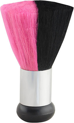 Pink & Black Neck Brush