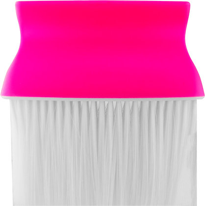 Fuchsia Barber Neck Brush