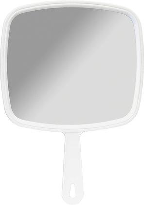 White Lollipop Mirror