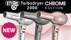 ETI® Turbodryer 2000 Chrome