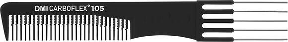 DMI CarboFlex Metal Lifter Comb