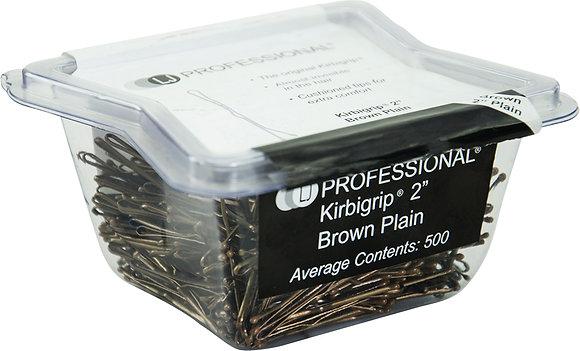 "LJ 2"" Kirbigrip Plain x 500 Brown"