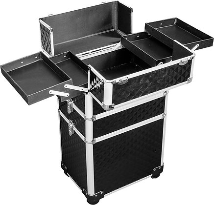 DMI 3-Tier Alu Case Black Diamond