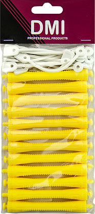 Deluxe Perm Rods 8mm Yellow