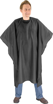 Red Spot Polyester Cape