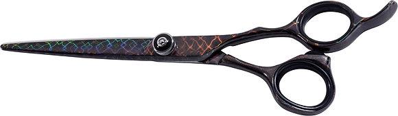 "DMI S1065 Scissor 6.5"" Iridescent Grey"