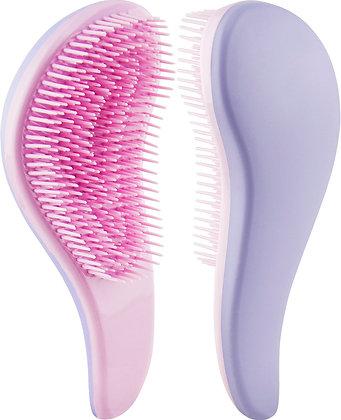 DMI Lilac Detangling Brush