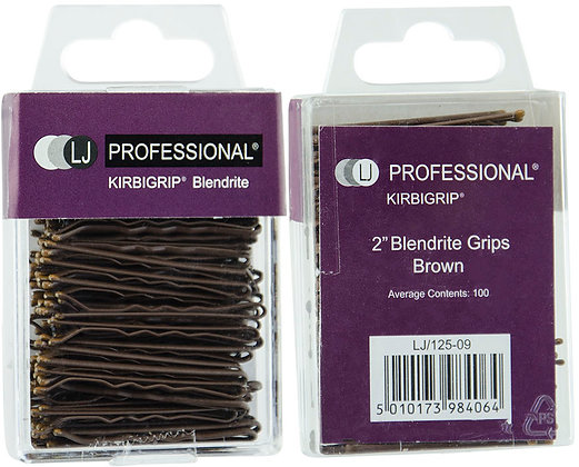 LJP Blendrite Brown Grip Handipack x100