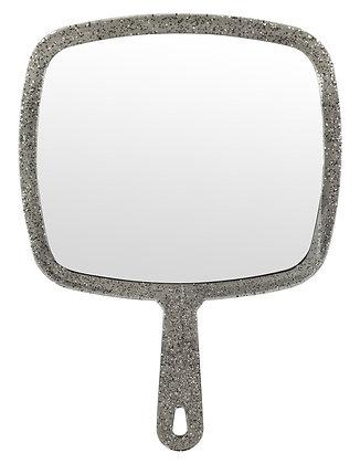 Kodo Smokey Glitter Hand Mirror