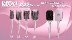 Kodo 27 Series Brushes