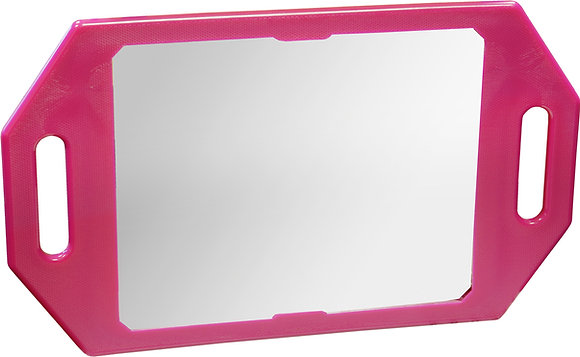 Kodo Fuchsia Two Handed Mirror