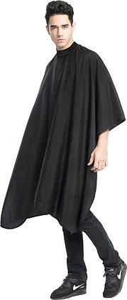 Kodo Neoprene Collared Cape Black