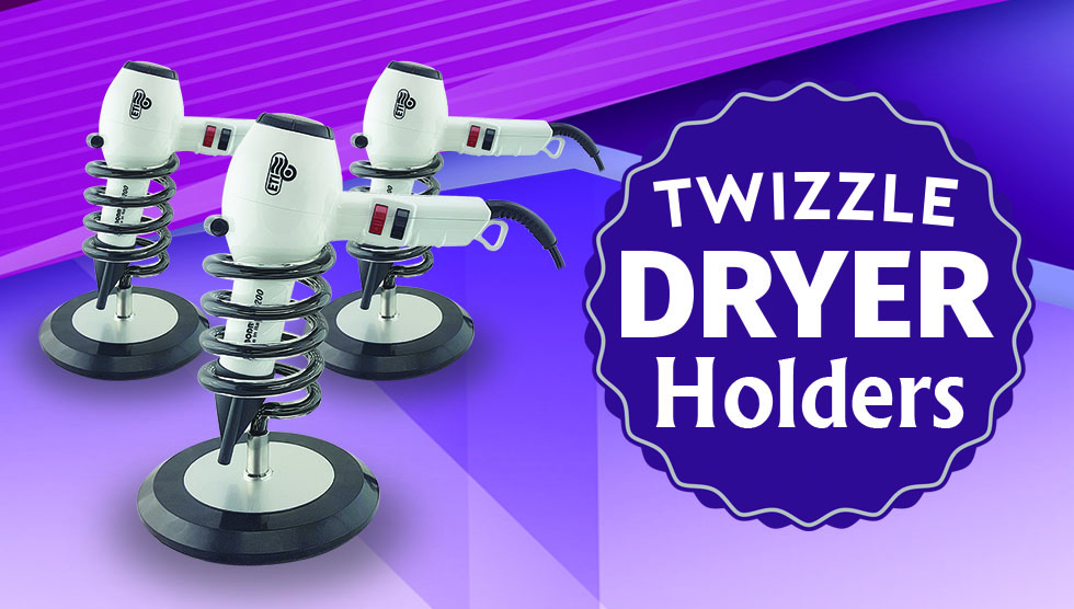 Twizzle Dryer Holders