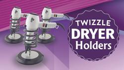 Twizzle Dryer Holders