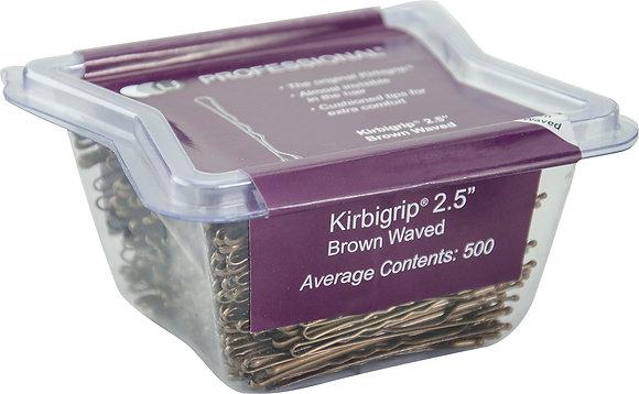 "LJ 2.5"" Kirbigrip Waved x 500 Brown"