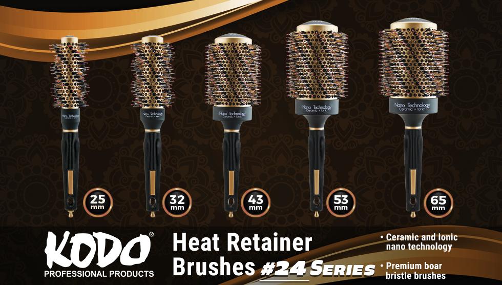 Kodo 24 Series Heat Retainers