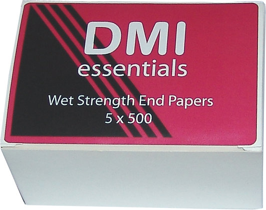 DMI Wet Strength End Papers