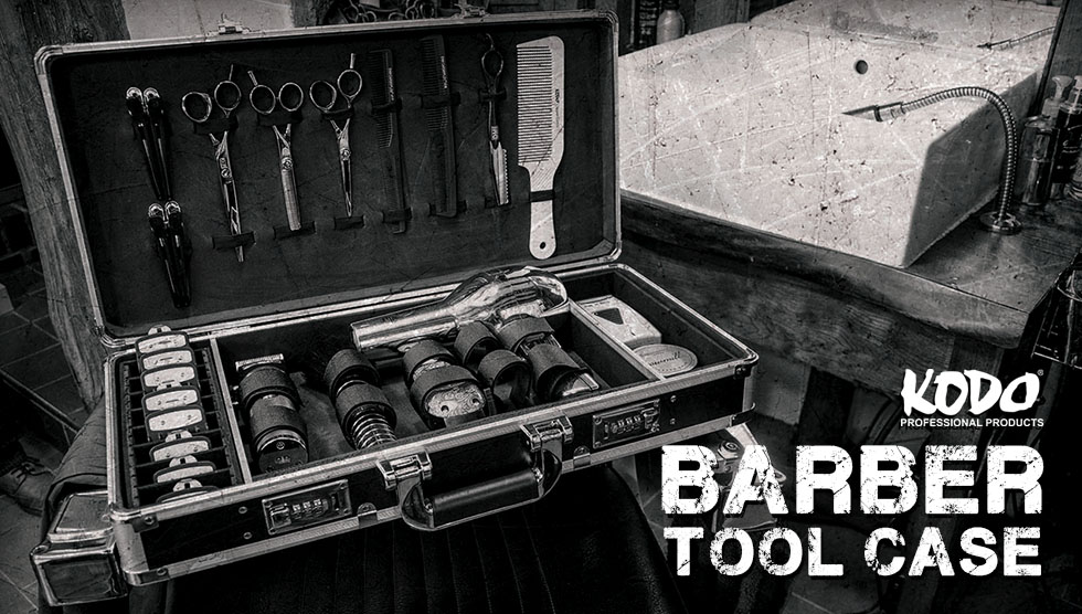 Kodo Barber Tool Case