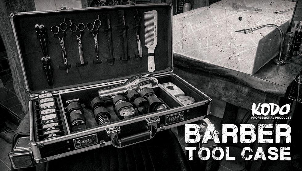 Kodo Barber Tool Case