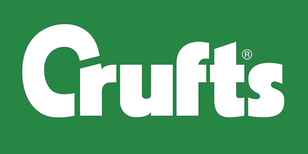 CRUFTS 2019 - Come visit us!