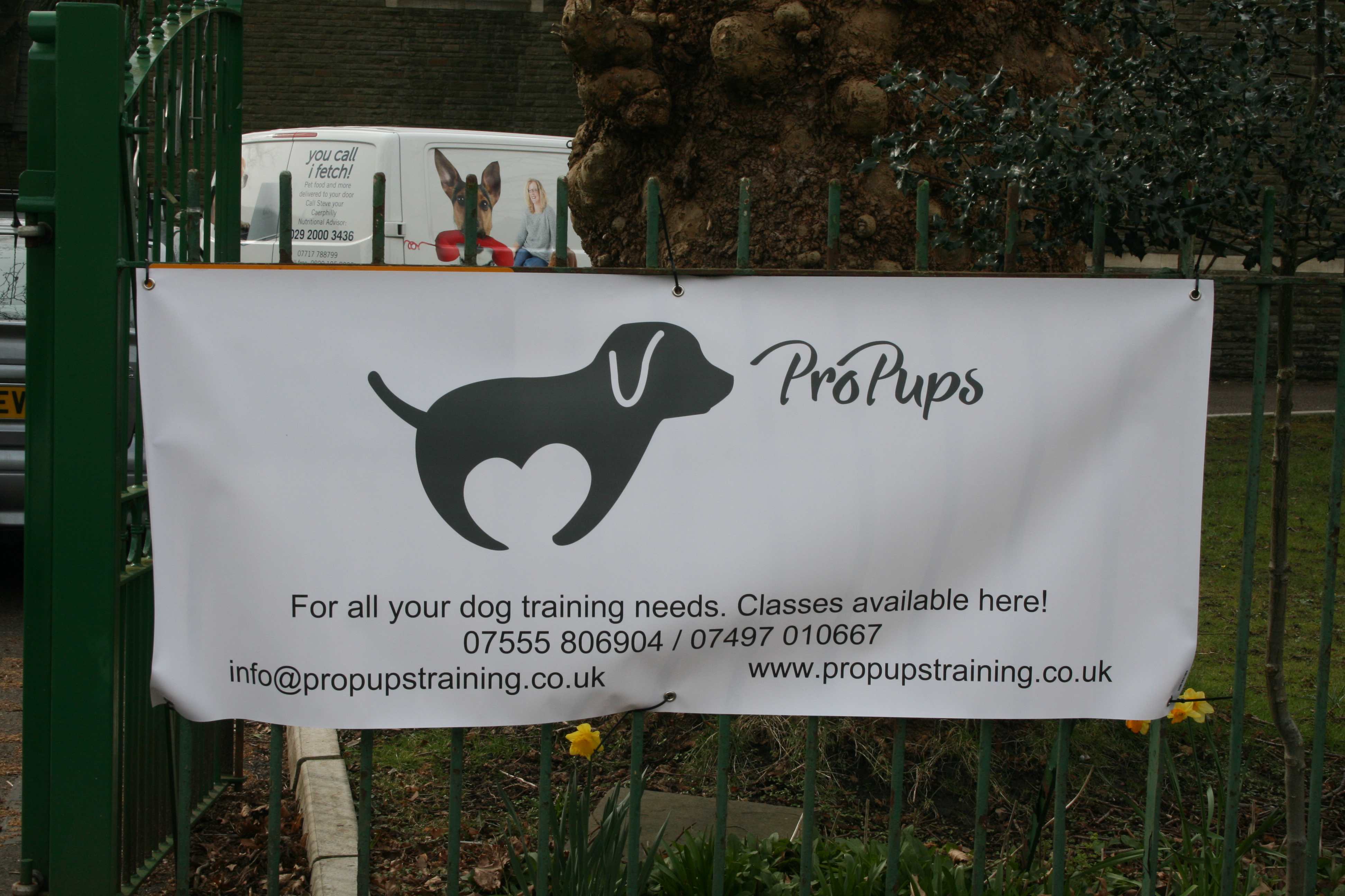 ProPups Opening Party