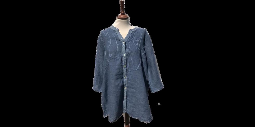 Linen Button Down Summer Shirts