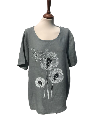 Women's Dandelion Shirt